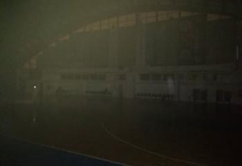 Update. O pană de curent a amânat pentru două ore meciul dintre Agronomia și Alexandria