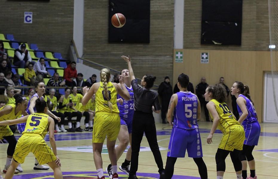 Se cunosc semifinalistele Final Four-ului Cupei României la baschet feminin