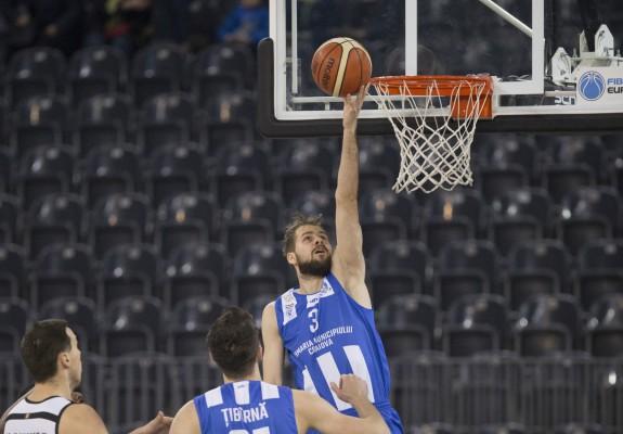 """Dragoș Diculescu: """"Ştim că o diferenţă de 11 puncte nu înseamnă nimic şi se poate recupera în mai puţin de cinci minute"""""""