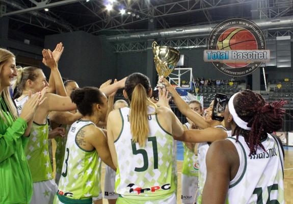 S-au tras la sorți semifinalele Cupei României la baschet feminin