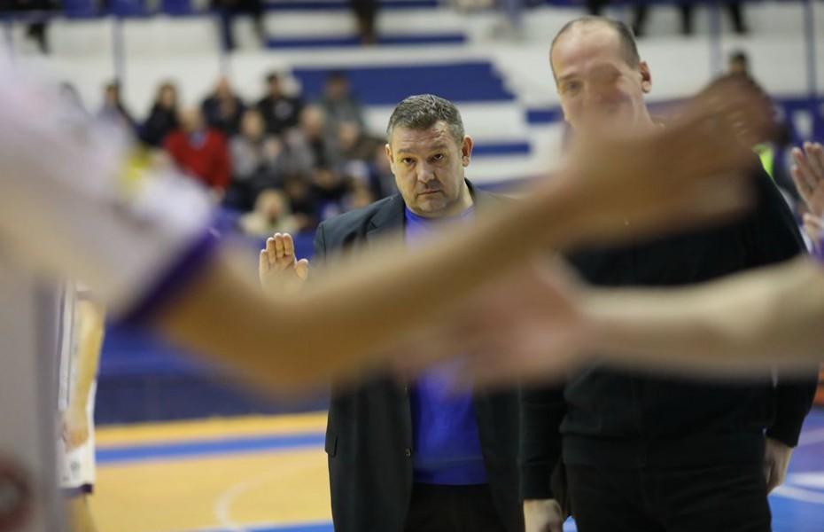 """Dragan Petricevic: """"Nu facem calcule, ci ne pregătim normal pentru un meci acasă"""""""