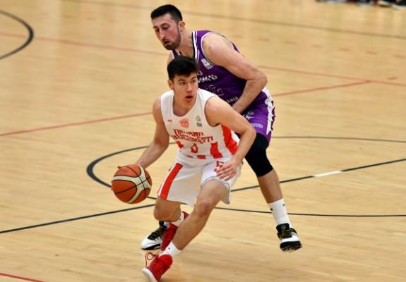 Marcu Badiu ratează meciul cu BCM U Pitești din etapa a 14-a