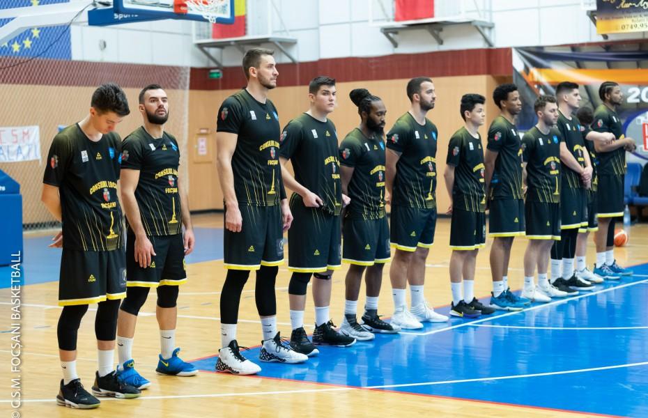 CSM Focșani obține calificarea în Grupa Galbenă