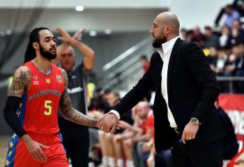 """Cătălin Burlacu, după înfrângerea cu U-BT Cluj: """"A fost un meci disproporționat prin prisma absențelor din lotul nostru"""""""