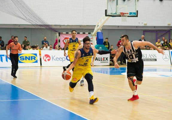 MVP LNBM – Etapa a XIV-a, Grupa Valorică A, Isaiah Philmore