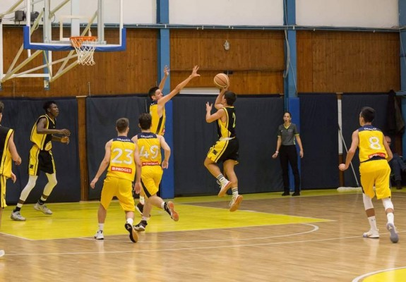 LPS Bihorul Oradea a încheiat o nouă participare în EYBL- U16