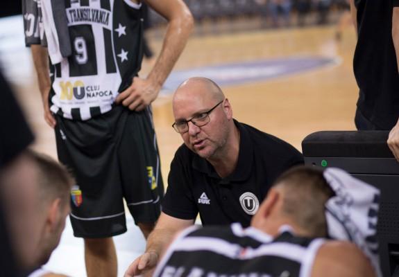 """Mihai Silvășan: """"Nu cred că meritam să se termine meciul la 5 puncte diferență, am avut noroc!"""""""