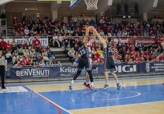 Ce șanse au CSM CSU Oradea și U-BT Cluj pentru a merge mai departe în sferturile FIBA Europe Cup
