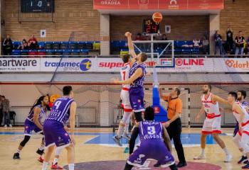 SCM Timișoara deschide Grupa Roșie, într-un duel cu CSM CSU Oradea