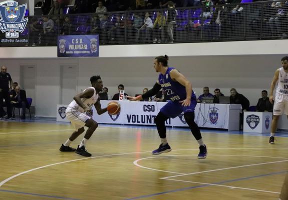 Grupa Galbenă: CSO Voluntari își depune candidatura la playoff după o victorie la scor cu CSM Mediaș