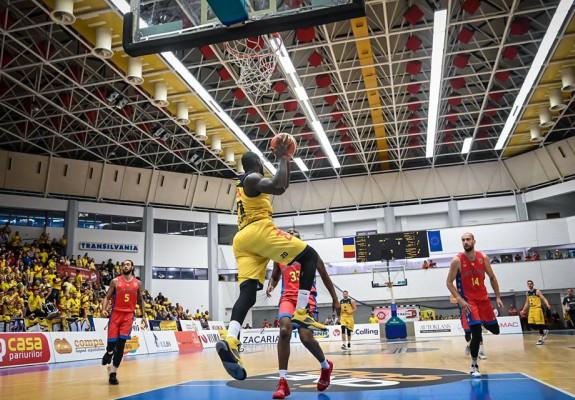 BC CSU Sibiu debutează în Top 6 pe teren propriu contra Stelei