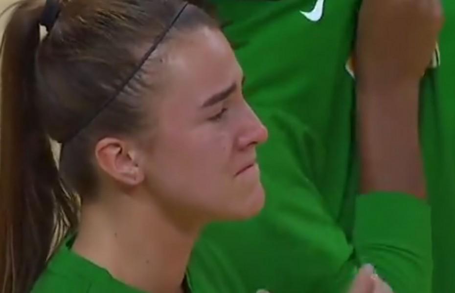 Sabrina Ionescu a izbucnit în lacrimi după moartea lui Kobe Bryant. Video