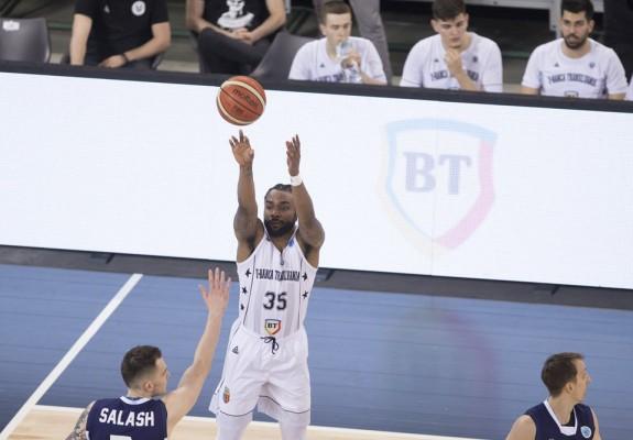 U BT Cluj-Napoca a câștigat la mare luptă meciul cu Tsmoki Minsk