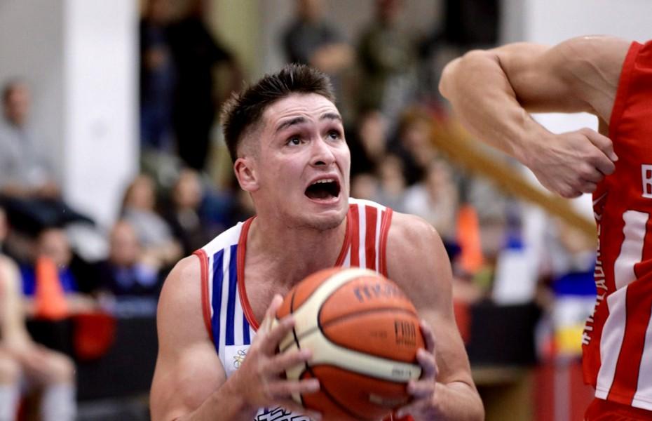 Radu Vîrna, career high 26 de puncte in partida contra Timișoarei