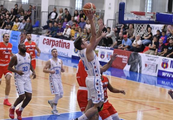 Radu Vîrnă, cel mai eficient jucător sub 23 în etapa a II-a din TOP 6