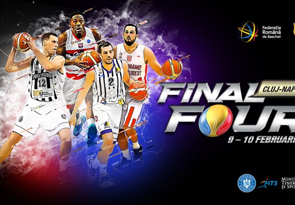 De ce se joacă Final Four-ul Cupei României în zilele de duminică și luni