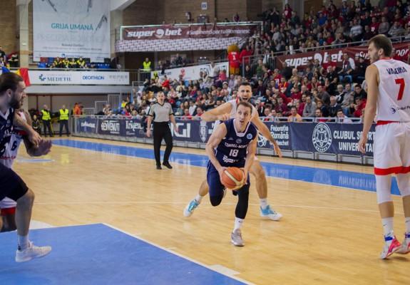 """Branko Mirkovic: """"Nu am stat o perioadă foarte lungă la CSM Oradea, dar fanii au apreciat energia si devotamentul de care am dat dovadă"""""""