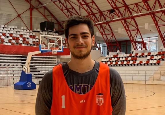 Radu Voinescu a fost împrumutat la Dinamo Știința