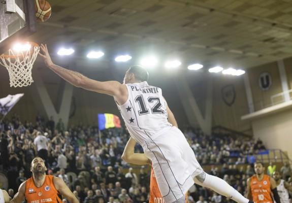 U-BT Cluj termină Grupa J pe locul secund și se califică în playoff-ul FIBA Europe Cup
