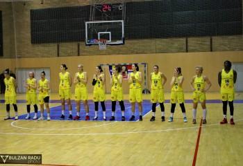 FCC Baschet Arad se impune pe terenul celor de la Olimpia Brașov