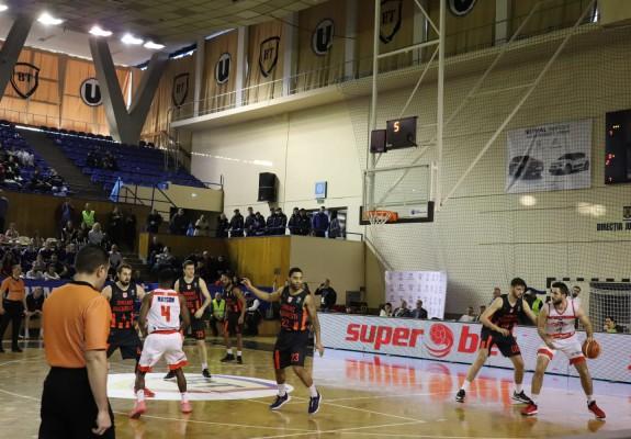 F4. CSM CSU Oradea este prima finalistă din Cupa României