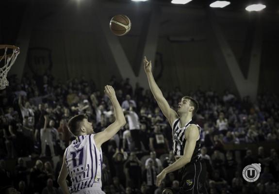 """Donatas Tarolis: """"Dedicăm acest trofeu familiei U-BT"""""""