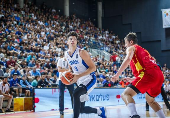 Israel a anunțat lotul preliminar pentru partidele de calificare la EuroBasket