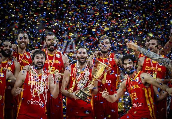 Doi campioni mondiali cu Spania vin la Cluj-Napoca pentru meciul cu România