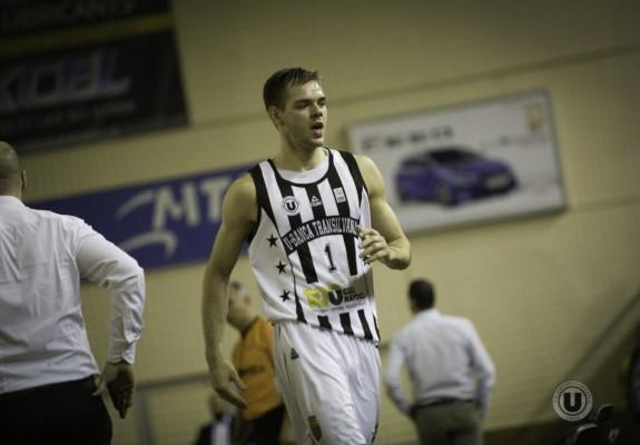 Donatas Tarolis a fost votat MVP-ul ultimei etape din FIBA Europe Cup