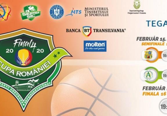Final Four-ul Cupei României la baschet feminin, gata de start