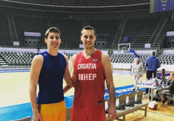 Jure Planinic, fratele mai mic al lui Darko, a câștigat Cupa Croației