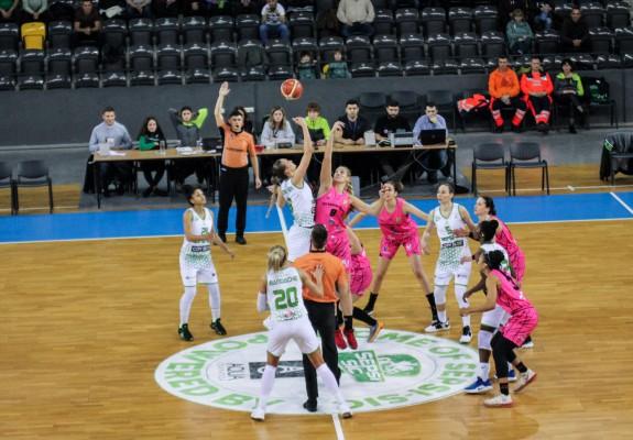 FCC Baschet Arad și ACS Sepsi SIC se vor duela în finala Cupei României