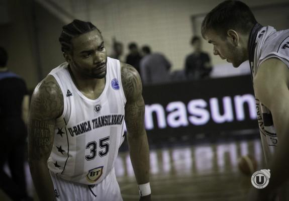 Jucătorii lui U-BT se află în topul mai multor categorii din faza a doua a FIBA Europe Cup