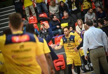 Jordan Chatman ar putea să plece de la CSU Sibiu