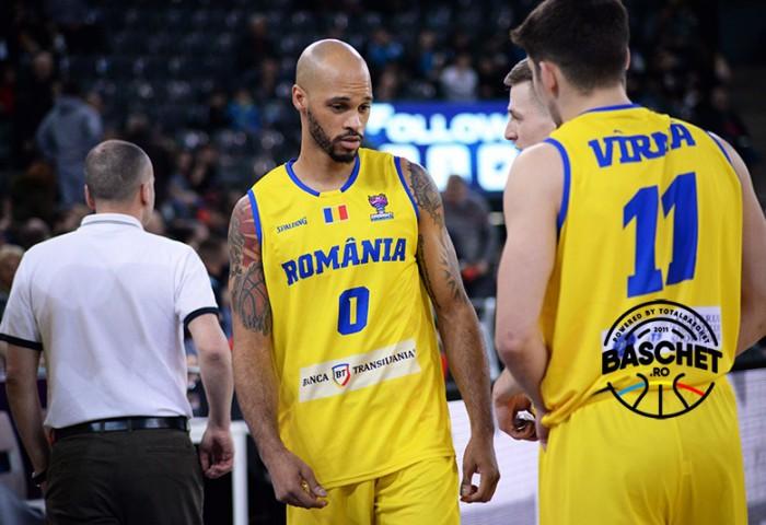Kris Richard, debut solid în maioul naționalei României