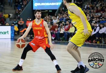 Fotoreportaj: Spania câștigă împotriva României la Cluj-Napoca