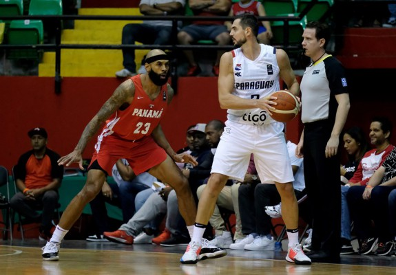 Tony Bishop, MVP în victoria reprezentantei Panama contra Paraguay