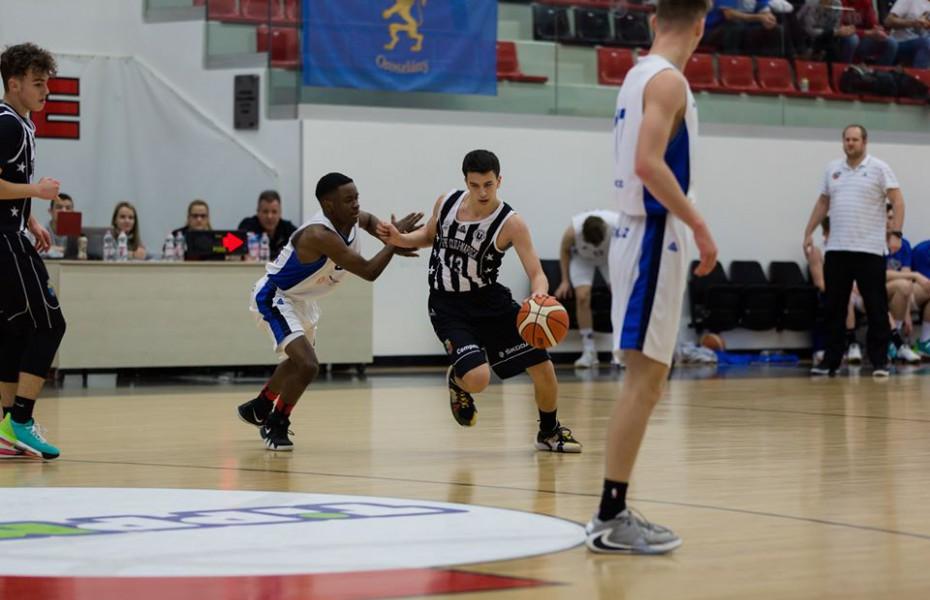 Echipa U16 a lui U-BT Cluj-Napoca a participat la ultimul turneu EYBL din acest sezon