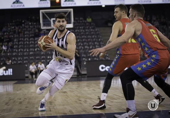 Liga Națională se reia sâmbătă cu duelul dintre U-BT Cluj-Napoca și CSA Steaua București