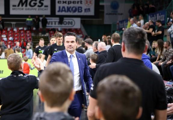 """Raoul Korner: """"Clujul este o echipă extrem de fizică, cu un pivot care domină sub panou"""""""