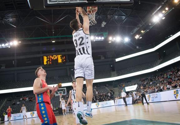 Nandor Kuti și Rareș Uță, cei mai eficienți jucători sub 23 de ani în etapa a IV-a din TOP 6
