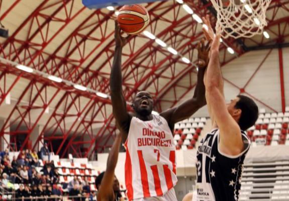 MVP LNBM - Etapa a IV-a, Grupa Roșie: Ousmane Barro