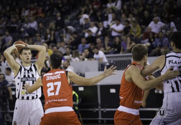 U-BT Cluj-Napoca și CSM CSU Oradea se duelează pentru prima oară după finala Cupei României