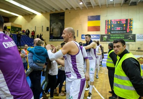 BCM Pitești profită de avantajul terenului propriu și trece de SCM Craiova