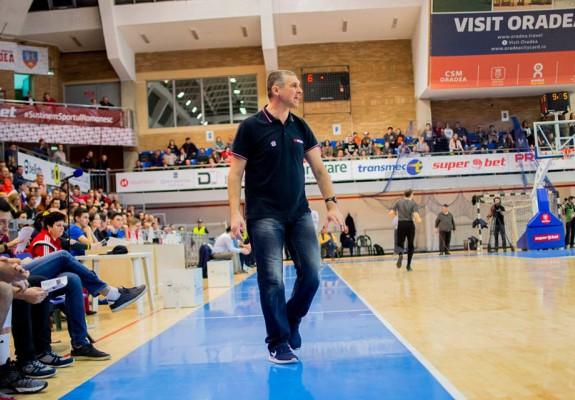 """Cristian Achim îi răspunde lui Dusko Vujosevic printr-o scrisoare: """"Echipa dumneavostră a încercat să schimbe regulile după 2 ani, nu Oradea"""""""
