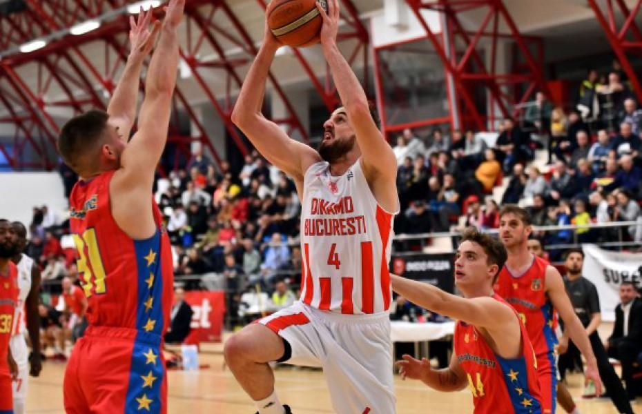 CS Dinamo Știința câștigă pe terenul lui CSA Steaua