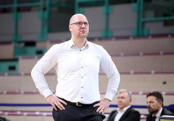"""Mihai Silvășan: """"Am pierdut controlul acestui meci în sfertul al treilea"""""""