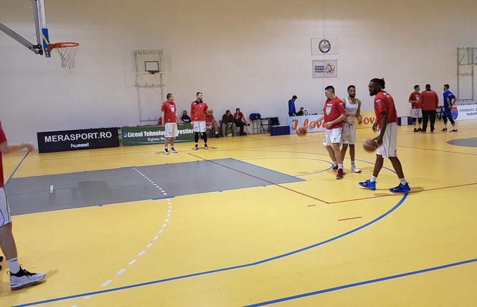 Meciul dintre CSM Sighetu Marmației și Athletic Constanța a fost anulat din cauza coronavirus