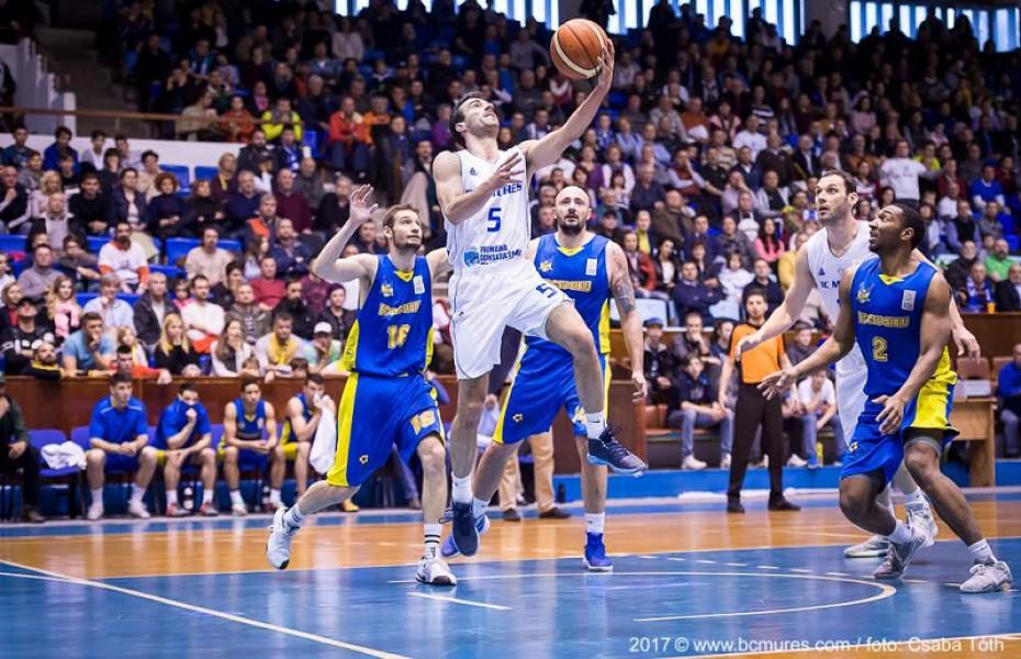 BC Mureș a primit din partea FIBA o nouă interdicție la transferuri. Document