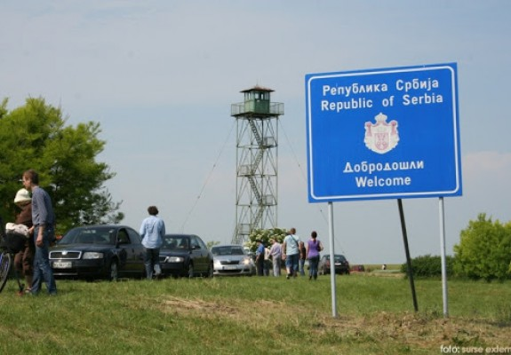 Baschetbaliști sârbi de la Voluntari și Steaua au fost blocați la granița dintre România și Serbia